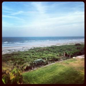 Ocean Landings 5th floor view 040113