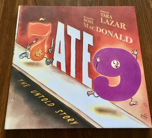Book Review: 7 Ate 9 By Tara Lazar